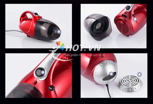 Phụ kiện máy hút, thổi bụi cầm tay Vacuum cleaner JK - 8