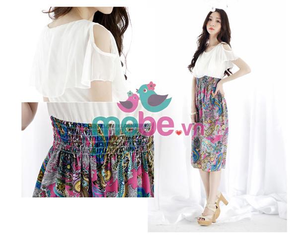 Bộ váy MB 6602